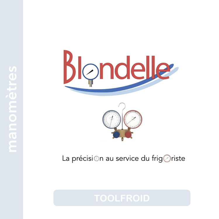 by pass blondelle