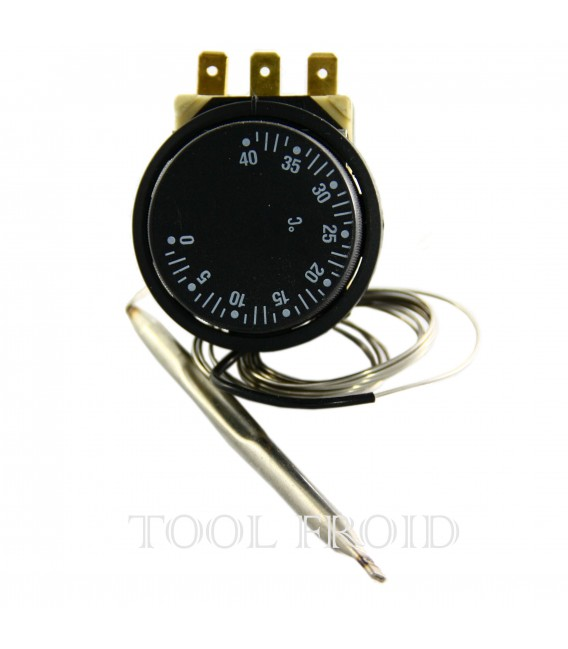 Thermostat d'ambiance positif