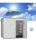 Chambre froide solaire 10m3