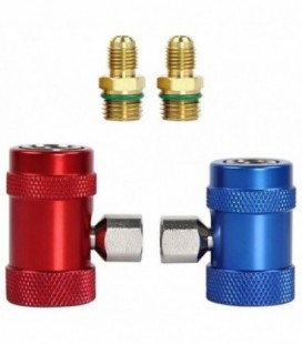 Quick Couplers Adapters R1234Yf